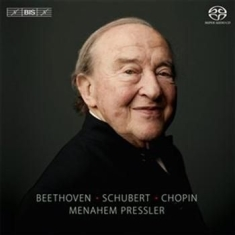 Beethoven / Schubert / Chopin - Piano Works (Sacd)