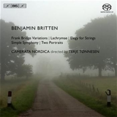 Britten - Works For String Orchestra (Sacd)