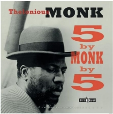 Thelonious Monk - 5 By Monk By 5 (Lp+Cd) Remastered