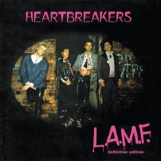 Johnny Thunders & The Heartbreakers - Lamf - Definitive Edition' 3 X Lp S