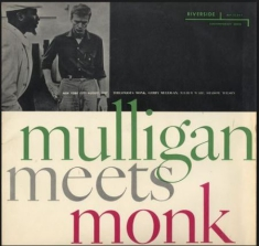 Thelonious Monk - Mulligan Meets Monk (Lp+Cd)