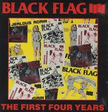 Black Flag - First Four Years