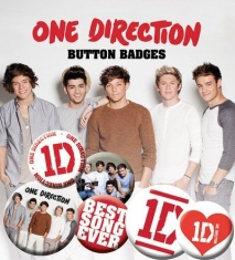 One Direction - Best song ever badge pack