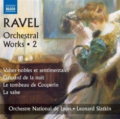 Ravel - Orchestral Works Vol 2