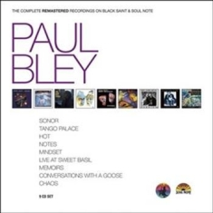 Bley Paul - The Complete Soul Note Recordings