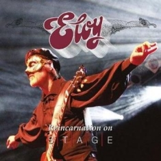 Eloy - Reincarnation On Stage (Live) 2 Cd