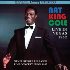 Cole Nat King - Live In Vegas 1962