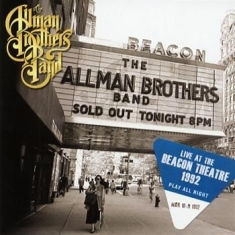 Allman Brothers Band The - Play All Night: Live At The Beacon