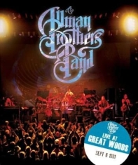 Allman Brothers Band The - Live At Great Woods