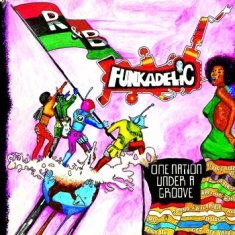 Funkadelic - One Nation Under A Groove - Media B